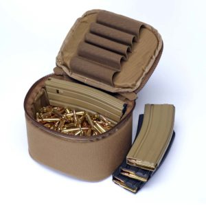 Ammo Transport Bag Coyote Brown 5.56 Capacity