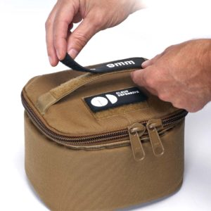Ammo Transport Bag Coyote Brown Velcro
