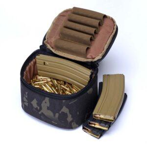 Ammo Transport Bag Multicam Black 5.56 Capacity