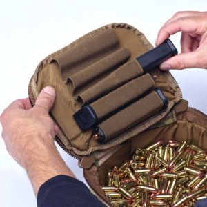 Ammo Transport Bag Multicam 9mm Magazines