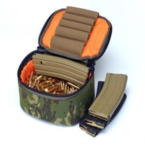 Ammo Transport Bag Multicam Tropic 5.56 Open