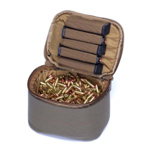 Ammo Transport Bag Olive Drab 9mm Capacity
