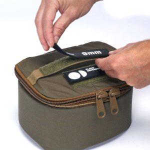 Ammo Transport Bag Olive Drab Velcro
