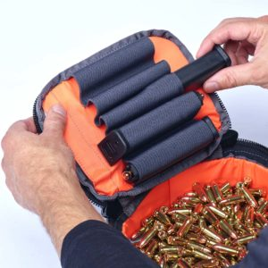 Ammo Transport Bag Urban Grey 9mm Magazines