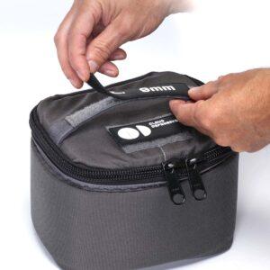 Ammo Transport Bag Urban Grey Velcro