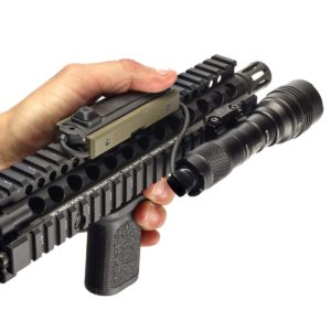 LCS Streamlight Picatinny Olive Drab Switch