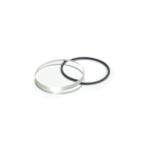 Optimized Weapon Light Lens Replacement Kit