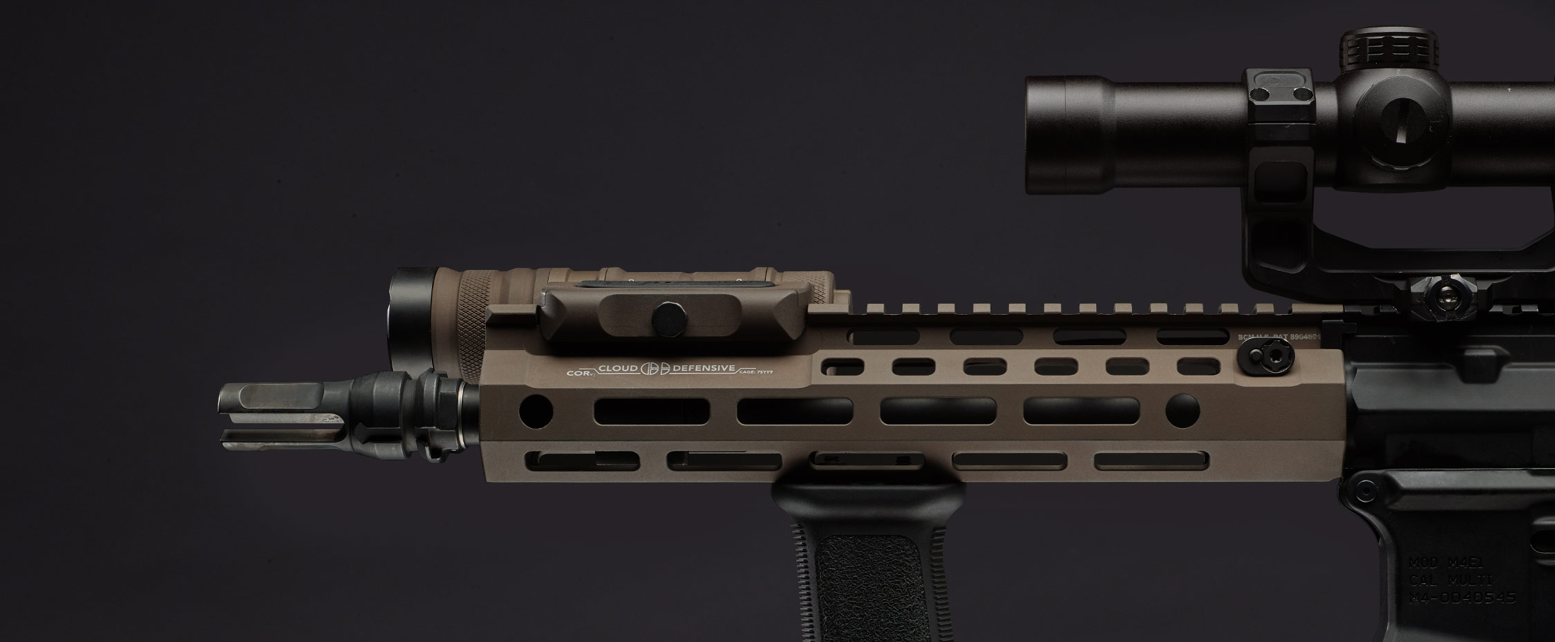 COR v1 profile with OWL FDE