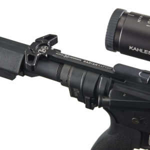 Radian Weapons Charging Handle Black Full