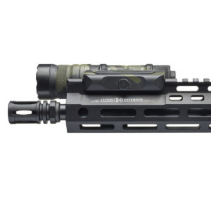 Optimized Weapon Light Profile MultiCam Black