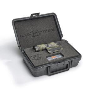 Optimized Weapon Light Case MultiCam Black